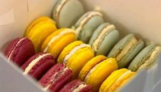 Macaroons - Cannot wait to try this, looks simpler than I imagine (probably not true.)