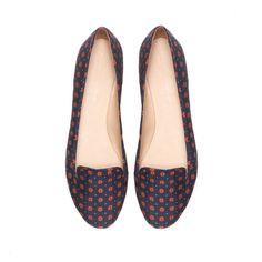 SLIPPER RASO ESTAMPADO - Zapatos - Mujer - ZARA España