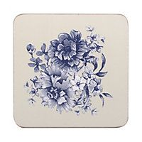 National Trust Set of 4 Cream Coasters