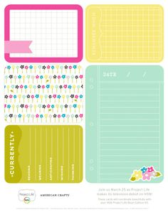 2642 Best Scrapbook Templates And Printables Images Free