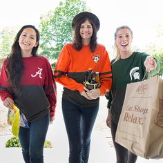 We've got the team gear and to-go treats to make any college football party a big win.