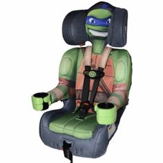 KidsEmbrace Combination Booster Car Seat   Teenage Mutant Ninja Turtles