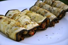 Best recipe for ground beef stuffed eggplant
