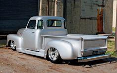 48\' Chevy 5 Window