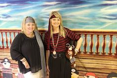 Spend a day learning ALL about Pirates! This is a 'Set the Stage to Engage' unit designed to engage all your students in literacy, math, and science. Perfect for kindergarten and first grade!