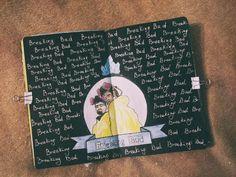 Wreck This Journal | Уничтожь меня