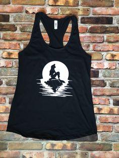 Disney shirts-disney-little mermaid-little mermaid shirt-disney shirts for women-disney couple shirt-family disney shirts-dingle hopper hair by TinyLittleElephantCo on Etsy https://www.etsy.com/listing/514955765/disney-shirts-disney-little-mermaid