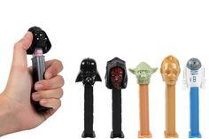 PEZ Star Wars godis -Roligt och gott!