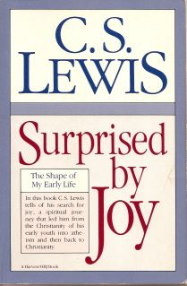 Surprised by Joy: The Shape of My Early Life: C. S. Lewis: 9780156870115: Amazon.com: Books