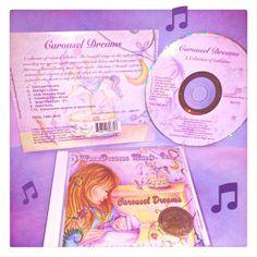 "Multi Award Winning Lullaby Cd, ""Carousel Dreams - a Collection of Lullabies"""