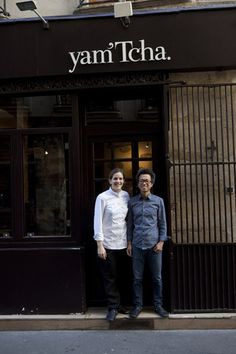 yam'Tcha is a one-star (Michelin) in Paris with the youngest female chef. French/Chinese fusion. There are only about 8 tables, so secure reservations a month or two in advance.