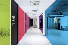 TAI - Transforming Arts Institute on Behance
