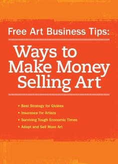 Download this must-have guide that will teach you how to market yourself as an artist at ArtistsNetwork.com!