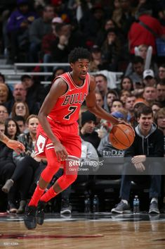 bd81b5b055f62d Justin Holiday  7 of the Chicago Bulls handles the ball against the New  York Knicks