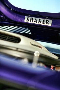 SHAKER Hood - By Gordon Dean II