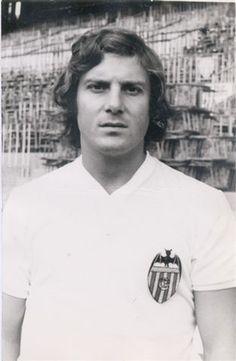 Valencia CF 1974-75 Antonio FERRER-DIAZ