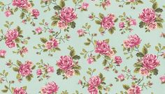 Un Bisou (310003) - Eijffinger Wallpapers - A stunning floral trail in a beautiful painted effect - showing in pink and green on a Eau de nil background. other colour ways available. Please request a sample for true colour match. Paste-the-wall product.