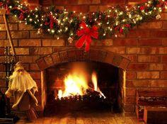 Sään ollessa kylmä myös takkatuli lämmittää ihanasti.