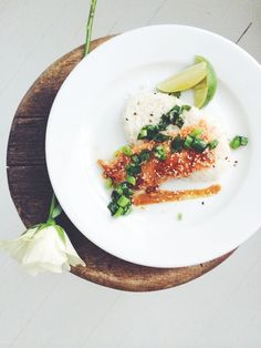 Easy teriyaki salmon - lainahöyhenissä | Lily.fi