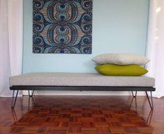 DAYBED vintage MID CENTURY RETRO 60s teak fler narvik danish styl Marrickville Marrickville Area image 2