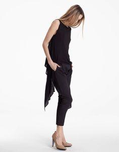 Amber Sakai Crossover Pants