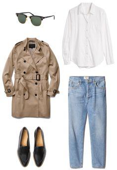 My Spring 2019 Capsule Wardrobe - Emily Lightly Minimalist Wardrobe, Minimalist Fashion, Capsule Wardrobe, Wardrobe Basics, Work Wardrobe, Professional Wardrobe, Summer Wardrobe, Summer Minimalist, Look Office