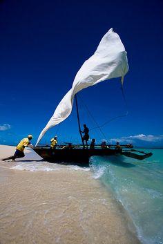 Zanzibar, Africa av