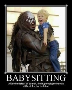 One does not simply read this without laughing.