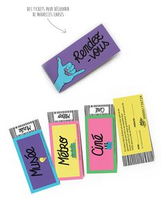20 Creative Ticket Designs That Make Great Mementos - Hongkiat (scheduled via http://www.tailwindapp.com?utm_source=pinterest&utm_medium=twpin&utm_content=post13625436&utm_campaign=scheduler_attribution)