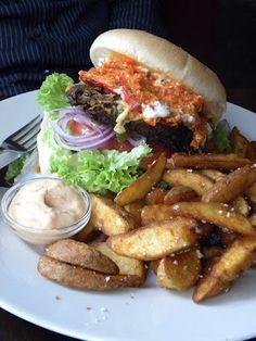... Pinterest | Vegetarian burgers, Vegan burgers and Black bean burgers