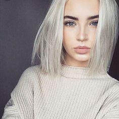 At 2k I'll post a selfie - @somerhxlics . Follow @fashixngirls . #fashion #girl #beautiful #beauty #whitehair #platinum #platinumblonde #gorgeous #makeup #eyes #style #rfr #sfs #recent4recent #like4like #likeback #gainpost #followme #tvd