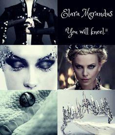 Queen Elara Marandus | The Red Queen