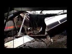 NJ Train Crash Hoboken Train