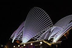 My photo of Opera House at Vivid Sydney  http://blog.travelpod.com/members/roseyd