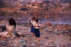 Cambodge Pnom Pehn - 2004 - Slumdog