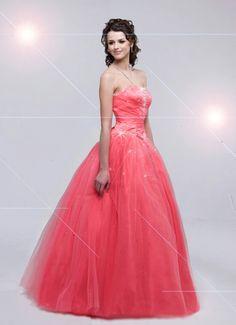 Pink,orange dress