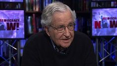 """Chomsky: Greece Faces """"Savage Response"""" for Taking on Austerity """"Class War"""""""