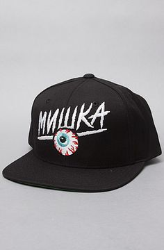 43885db65ce  21 The Fanatic Snapback Cap in Black by Mishka --- Use repcode  SMARTCANUCKS at