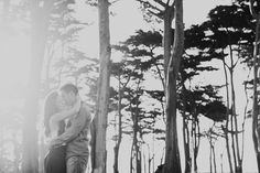 great engagement shoot in san francisco, my neck of the woods