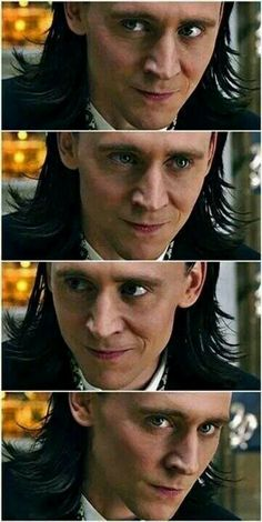 I love that look malicious, mocking ♡!