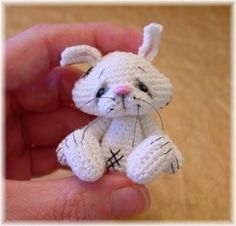 """Sue Aucoin's """"Some Bunny"""". Sue is so talented. Lots of other pieces of Sue Aucoin cuteness on this board."""