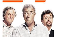 Jeremy Clarkson Richard Hammond James May Poster 24inx36in
