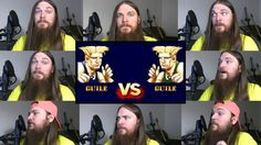 "Street Fighter 2 - Guile Theme Acapella A quick note on this song: 1) I left out the bass drum track and the second whistling track from the video. You can still hear them in the audio though :D HADOUKEN !!!!!!!!! SHORYUKEN !!!!!!!!! Category Gaming License Standard YouTube License SHOW LESS ALL COMMENTS (20,803) frozenaorta 2 months ago  ""Are you man enough to fight with me?""  One of the simplest, yet most badass lines in all of video game history.  Reply  · 108  	-- awesome."