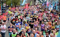 The Telegraph's Chief Political Correspondent Christopher Hope was   among the 36,000 who ran the London Marathon last weekend. Here are five   things he took away from the experience
