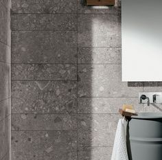 Floors and bathroom finishes: collection NORR-2 | Mirage
