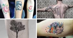 As the years go by, tattooing has become an increasingly popular way to express yourself. In 2012, a poll found that 21% of adults had at least one tattoo. For people that are between the ages of 18 to 29, that number is closer to 40%. This form of body art is more than a passing fad, and as a result, tattooists and clients alike are getting really creative with their techniques and imagery. From watercolor-style paintings to graceful abstract structures to cubist-inspired portraits, the…