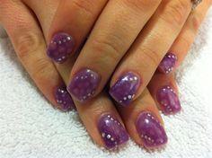 Day 203: Bubbles & Bouquets Nail Art - - NAILS Magazine