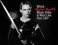 I got Shake it Off!! Which Taylor Swift Music Video Is Most Like Your Life? - Quiz - Zimbio