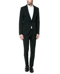STRUCTURED BLACK SUIT - Suits - Man - New collection | ZARA United States