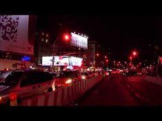 "Levi's ""Go Forth"" Workwear campaign: ""Gears"" dynamic billboard by artist Stefan Sagmeister."